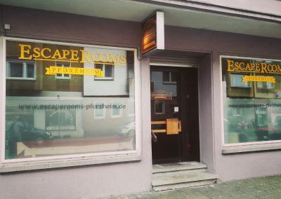 Escaperooms Pforzheim Aussen